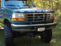 Picture of 1996 Ford F-250 2 Dr XLT 4WD Standard Cab LB HD, exterior