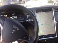 Picture of 2016 Tesla Model S P90D, interior