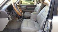 Picture of 2002 Lexus LX 470 Base, interior