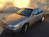 Picture of 1997 Toyota Camry LE, exterior