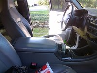 Picture of 2001 Ford Expedition XLT, interior