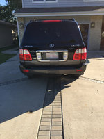 Picture of 2004 Lexus LX 470 Base, exterior
