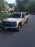 Picture of 2007 Chevrolet Colorado Work Truck Extended Cab, exterior
