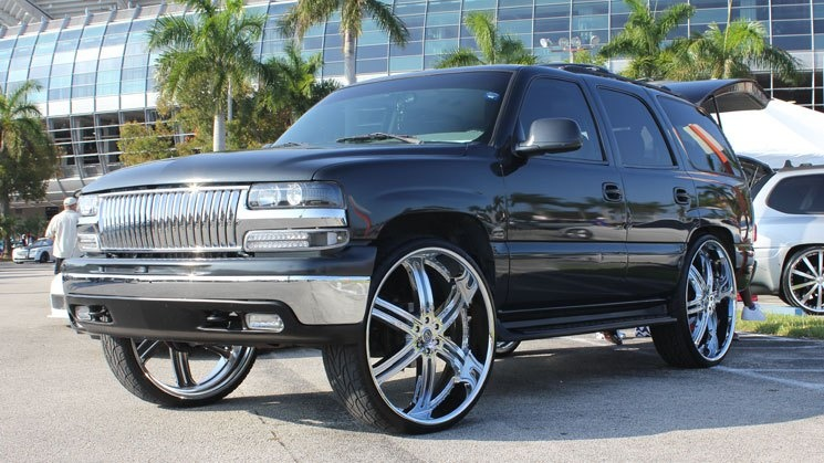 Chevrolet Suburban Questions I Have A 2004 Chevy Suburban And I Want To Place 30 Inch Rims On It W Cargurus