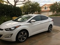 Picture of 2014 Hyundai Elantra Limited, exterior