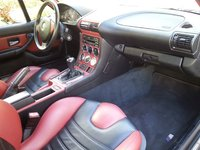Picture of 1998 BMW Z3 M Convertible, interior