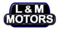 L & M Motors Chrysler Dodge Jeep Ram logo