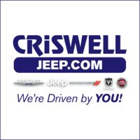 Criswell Chrysler Jeep Dodge RAM FIAT logo
