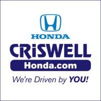 Criswell Honda logo