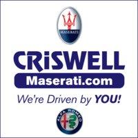 Criswell Maserati logo