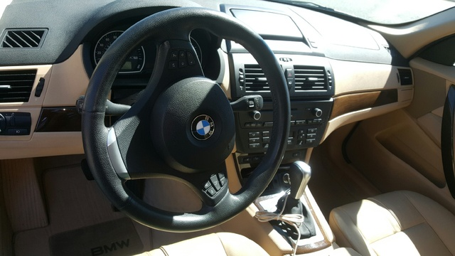 Picture Of 2009 BMW X3 XDrive30i AWD Interior Gallery Worthy