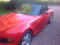 Picture of 1996 BMW Z3 2 Dr 1.9 Convertible, exterior