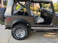 1980 Jeep CJ7 Picture Gallery