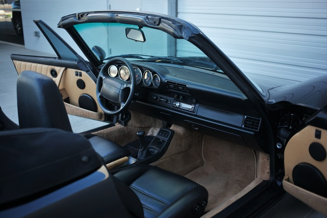 Picture of 1992 Porsche 964, interior