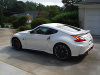 Picture of 2016 Nissan 370Z NISMO Tech, exterior