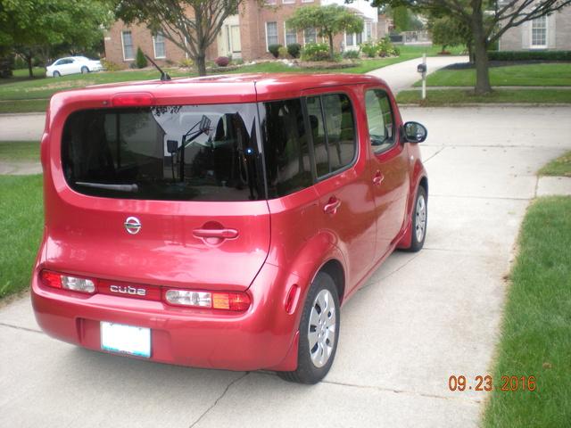 2009 Nissan Cube Pictures Cargurus