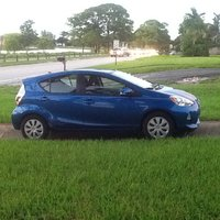 Picture of 2012 Toyota Prius c One, exterior