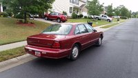 Picture of 1996 Oldsmobile Eighty-Eight 4 Dr LS Sedan, exterior