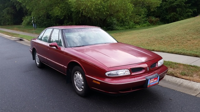 Picture of 1996 Oldsmobile Eighty-Eight 4 Dr LS Sedan
