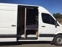 Picture of 2014 Mercedes-Benz Sprinter Cargo 2500 170 WB Extended Cargo Van, interior