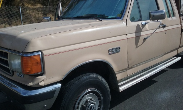 Picture of 1990 Ford F-250 2 Dr STD 4WD Extended Cab LB
