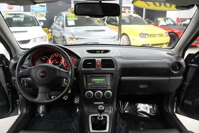 Charming Picture Of 2007 Subaru Impreza WRX STI Limited AWD, Interior, Gallery_worthy