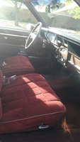 Picture of 1984 Chevrolet Caprice Classic, interior