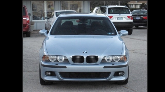 2001 Bmw M5 Overview Cargurus