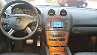 Picture of 2008 Mercedes-Benz M-Class ML350, interior