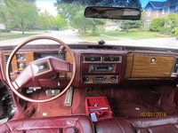 Picture of 1983 Cadillac Fleetwood Brougham Coupe, interior