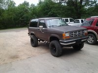 Picture of 1989 Ford Bronco Custom 4WD