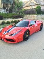 Picture of 2015 Ferrari 458 Italia Speciale
