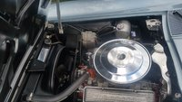 Picture of 1964 Chevrolet Corvette Coupe, engine