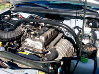 Picture of 2000 Chevrolet Tracker Base 4WD Convertible, engine