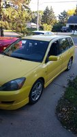 Picture of 2004 Mitsubishi Lancer Sportback 4 Dr Ralliart Wagon, exterior