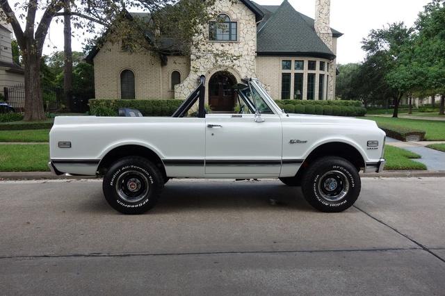Picture of 1971 Chevrolet Blazer