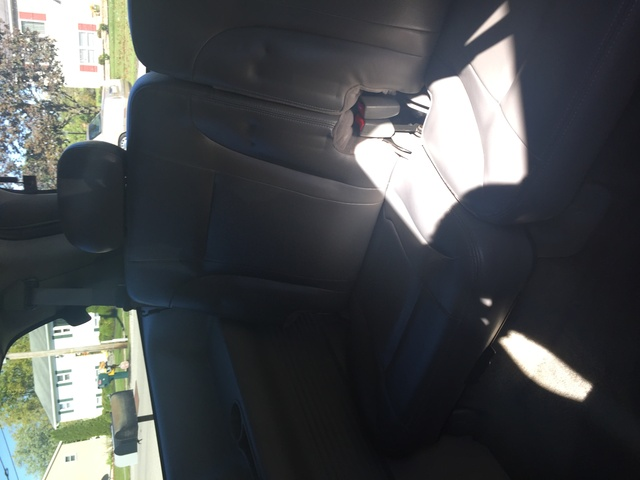 Picture of 2002 Chevrolet TrailBlazer EXT LT 4WD, interior