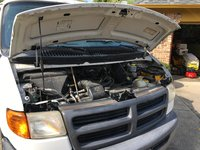 Picture of 1998 Dodge Ram Van 3 Dr 2500 Cargo Van Extended, engine