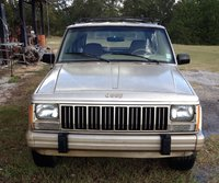 Picture of 1993 Jeep Cherokee 4 Dr Country SUV, exterior