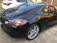 2014 Porsche Cayman Picture Gallery