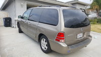 Picture of 2004 Mercury Monterey 4 Dr STD Passenger Van, exterior