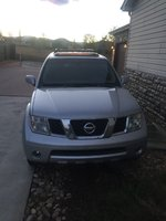 Picture of 2001 Nissan Pathfinder LE, exterior