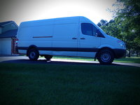 Picture of 2012 Freightliner Sprinter Cargo 2500 LWB, exterior, gallery_worthy