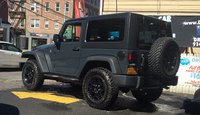 Picture of 2016 Jeep Wrangler Willys Wheeler, exterior