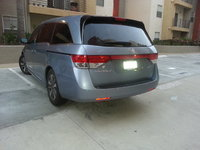 Picture of 2014 Honda Odyssey Touring, exterior
