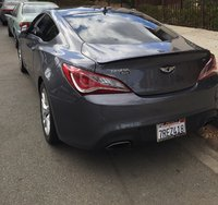 Picture of 2015 Hyundai Genesis Coupe 3.8 Base w/ Black Leather, exterior