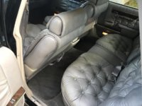 Picture of 1988 Chrysler Fifth Avenue Base, interior