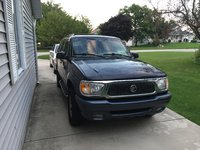 Picture of 2001 Mercury Mountaineer 4 Dr STD SUV, exterior