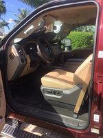 Picture of 2012 Ford F-350 Super Duty Lariat SuperCab LB DRW 4WD, interior