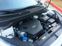 Picture of 2015 Kia Soul Base, engine